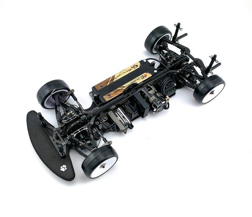 Awesomatix A800MMXA 1/10 Electric Touring Car - Alu Lower Deck Version